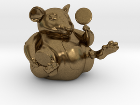 The Candy Mouse Color Version in Natural Bronze