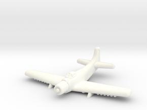 A-1 Skyraider-1/700 (Qty.1) in White Processed Versatile Plastic