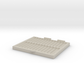 Portable Pinning Mat in Natural Sandstone
