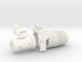 Leia DDC Blaster Kit in White Processed Versatile Plastic