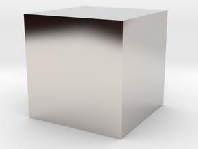 Texture Tester in Platinum