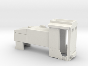 B-1-76-deutz-loco-1a in White Natural Versatile Plastic