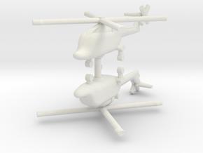 1/285 HAS.3 Lynx (x2) in White Natural Versatile Plastic