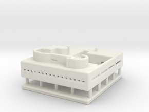 Villa Savoye in White Strong & Flexible