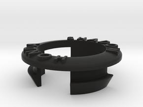 Honda Shadow Key Bezel in Black Strong & Flexible