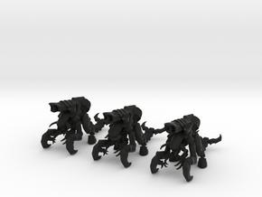 Plasmavore 01-#1 III in Black Strong & Flexible