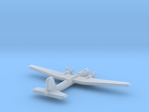 He 177A-5 (1/900) in Smooth Fine Detail Plastic