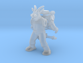 Angon Ghoatbuster Figure (plastic) in Smooth Fine Detail Plastic