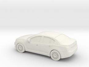 1/87 2011 Chevrolet Cruze in White Strong & Flexible