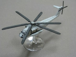 1/285 Scale CH-53 Sea Stallion in White Strong & Flexible