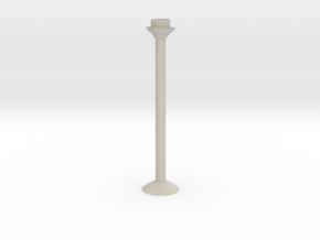 Candlestick H15cm/Kandelaar H15cm in Natural Sandstone