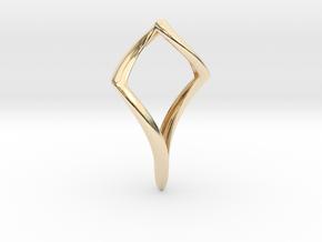 Pike (precious metal) in 14K Yellow Gold