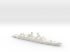 Type 054A 1/2400 in White Natural Versatile Plastic