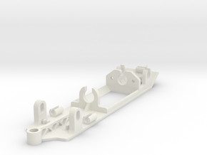 Chassis in White Strong & Flexible