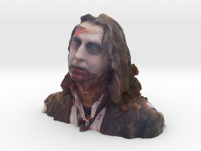 Zombie 14 Alice in Full Color Sandstone