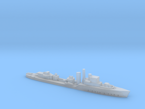 Adrias (Hunt III class) 1:1800 in Smooth Fine Detail Plastic