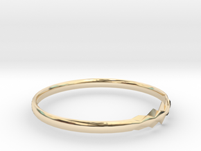 RING11BSIZER in 14K Yellow Gold