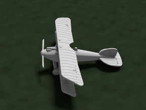 Albatros D.III (Middle East version) in White Strong & Flexible: 1:144