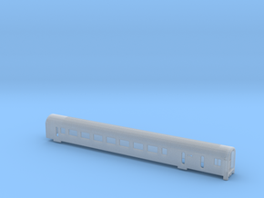 NMBS / SNCB MS / AM 96 kop/ tête 1 scale N / 1:160 in Smooth Fine Detail Plastic