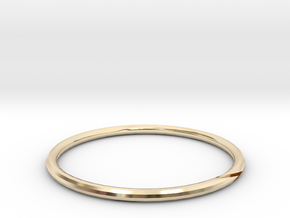 RING23MK1SIZER in 14K Yellow Gold