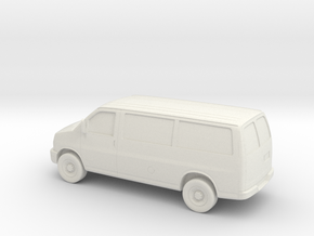 2003-14 Chevrolet Express  Van in White Natural Versatile Plastic