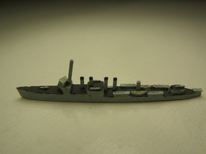 USS Ward (Wickes DD) 1:1800 in White Natural Versatile Plastic