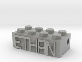 ETHAN in Metallic Plastic