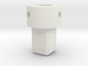 Kitchenaid Adapter 8 in White Natural Versatile Plastic