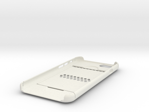Newton Case - The Thinnest Wallet Case for iPhone  in White Strong & Flexible