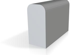 viewable.stl in White Natural Versatile Plastic