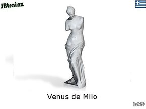 Venus de Milo (1:220) in Smooth Fine Detail Plastic