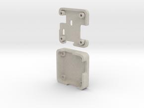 Naze32 Standard Case in Natural Sandstone