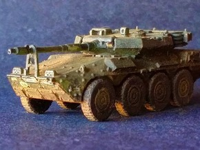 Centauro-escala N-Fijo in Smooth Fine Detail Plastic