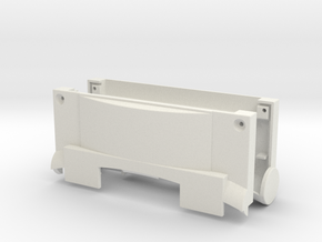 SkunkBox for SkunkBoard Rev 3 (NO JTAG Header) in White Natural Versatile Plastic