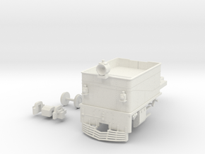 G42 Rear Unit(O/1:48 Scale) in White Strong & Flexible