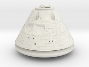 Orion Crew Module (CM) 1:32 in White Strong & Flexible