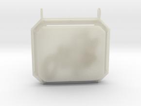 Retro Pendant in Transparent Acrylic