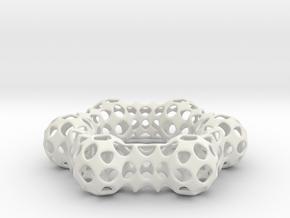 Banglea in White Natural Versatile Plastic