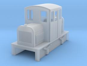 009 Centercab diesel loco 3b in Smooth Fine Detail Plastic