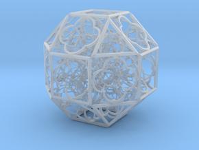 Hyper Geometry BB2 100mm Plastic in Smooth Fine Detail Plastic