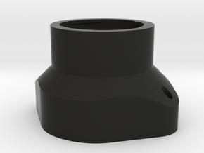 Minolta AF-Flange P8079HP Adapter in Black Natural Versatile Plastic