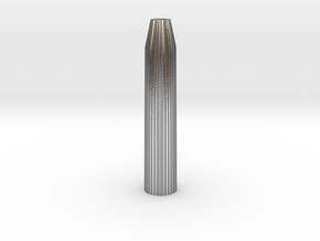 Printable Stylus Base With Link To Make The tip in Natural Silver