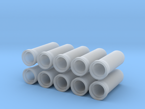 1:50 Betonmuffenrohr DN 500/2000 in Smooth Fine Detail Plastic
