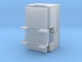 HTLF Unimog U 2150 in Smooth Fine Detail Plastic