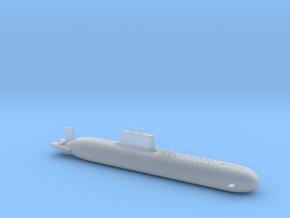 1/700 Typhoon Class SSBN in Smooth Fine Detail Plastic