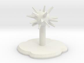 Sprite in White Natural Versatile Plastic
