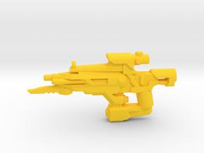 Plan C in Yellow Processed Versatile Plastic