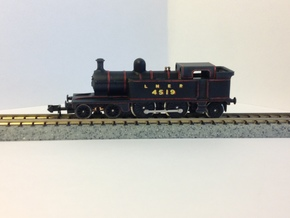 LNER C12 Body in Smooth Fine Detail Plastic