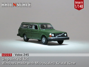 Volvo 245 DL (British N 1:148) in Frosted Ultra Detail
