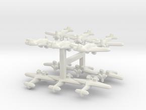 Hawk 75N/75O (Triplet) 1/900 x4 in White Natural Versatile Plastic
